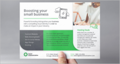 46+ Small Business Flyer Design Templates