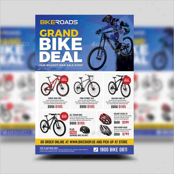 Small Business Promo Flyer Design
