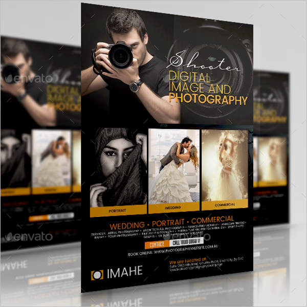 SmallBusiness Promotional Flyer Template