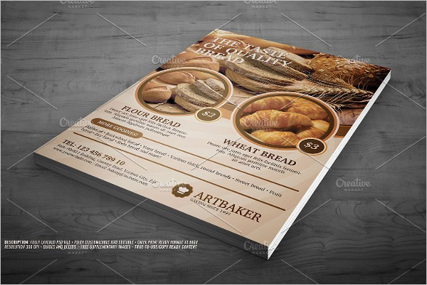Small Company  Flyer Template