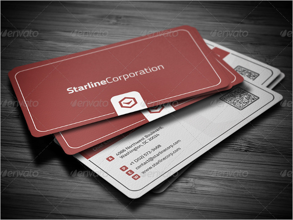 Smart Corporate Business Card Design