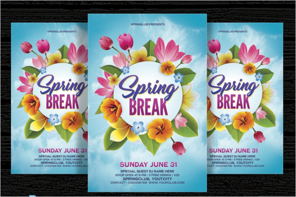 Spring Clean up Flyer Template