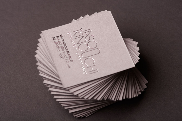 Square Business Card Free Bundle Design