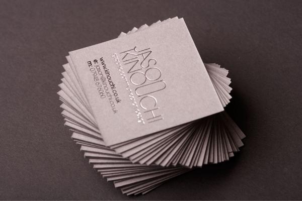 Square Business Card Free Bundle Design