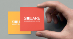 53+ Square Business Card PSD Templates