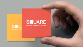 Minimalist Business Cards Archives - Square business card template