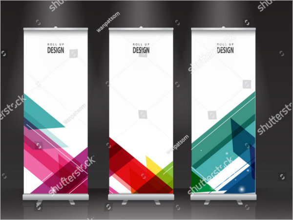 Stand Banner Design Template