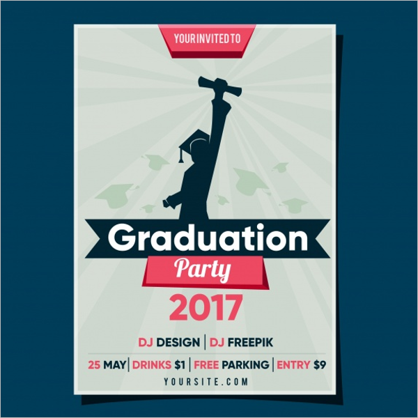 Student Flyer Template Free Download