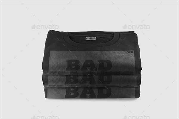 T-Shirt Mockup Bundle Pack
