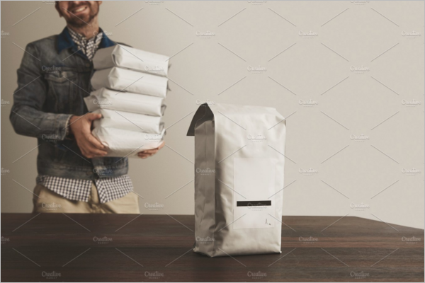 Tea Bag Packaging Mockup Bundle