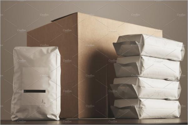 Tea Packaging Product Mockup