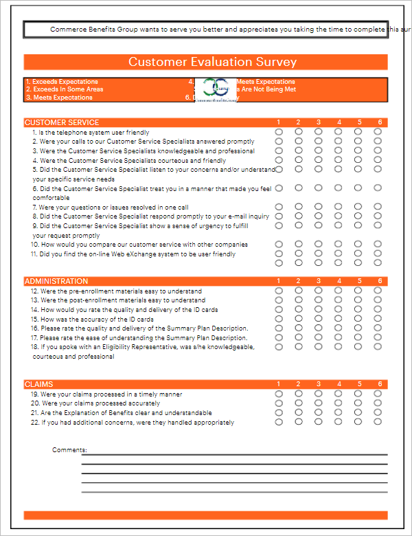 Teacher Professional Evaluation Form