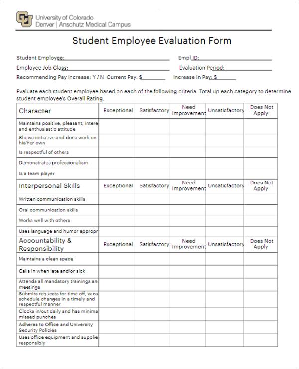 Teacher Workshop Evaluation Form