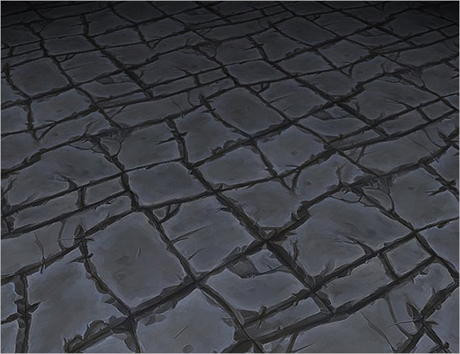 Tileable 3D Texture Design