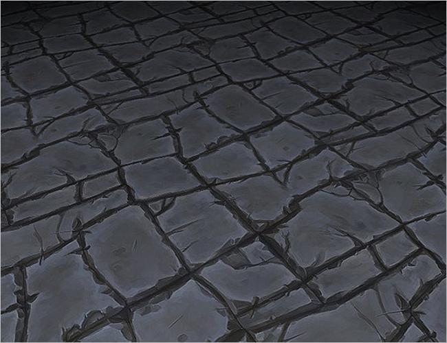 Tileable 3D Texture Design