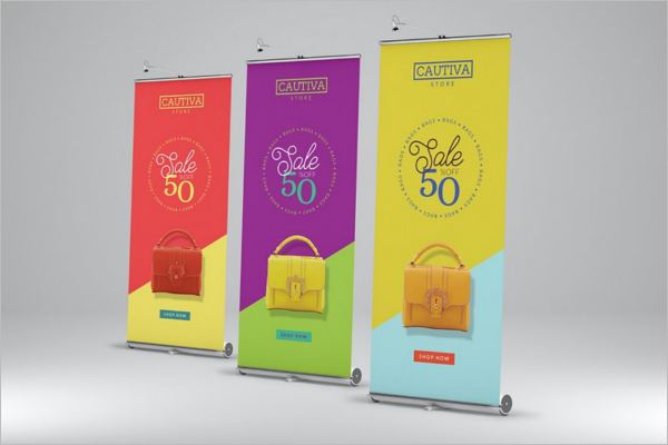 Top Sale Banner Template