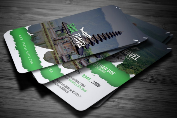 Travel business card template travel business card template flashek Gallery