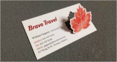 27+ Best Travel Business Card Templates
