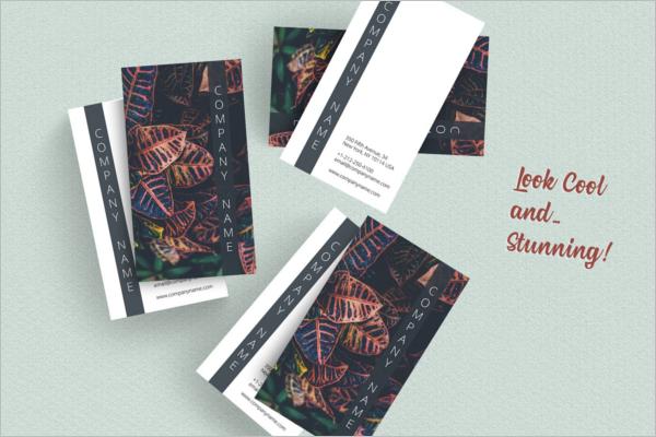 Travel Photographer Business Card Design