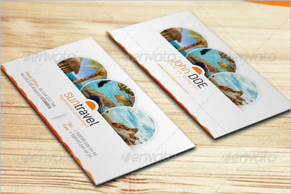 Travel Business Card Templates Free PSD Designs Creative - Travel business card templates