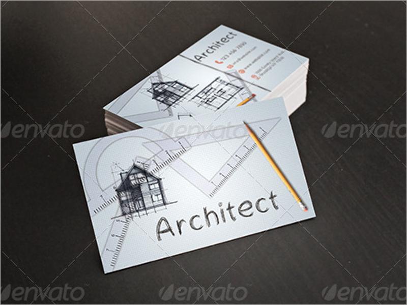 Architect Business Card Bundle Design