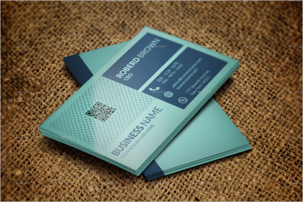 Creative Business Card Clean Template