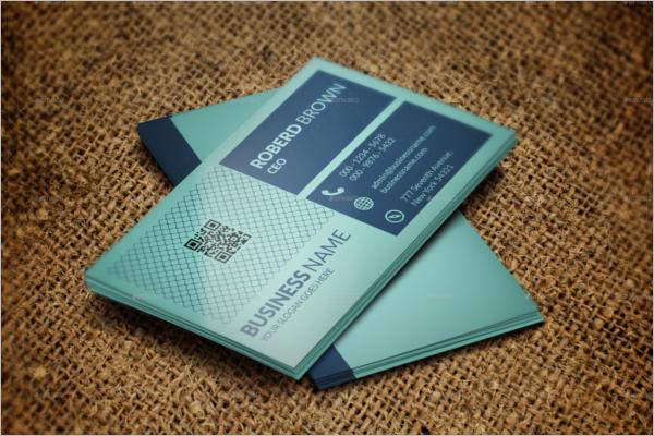 Creative Business Card Clean Template