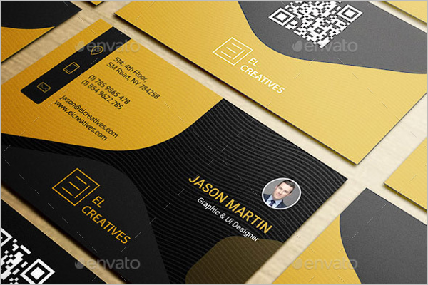 40 creative business card templates free psd design ideas creative business card template accmission Gallery