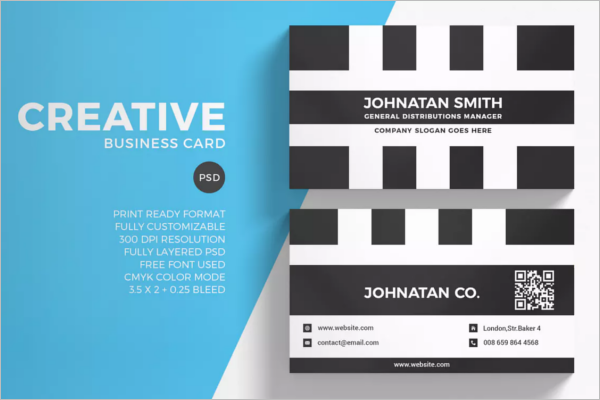 Creative Pro Business Card Design
