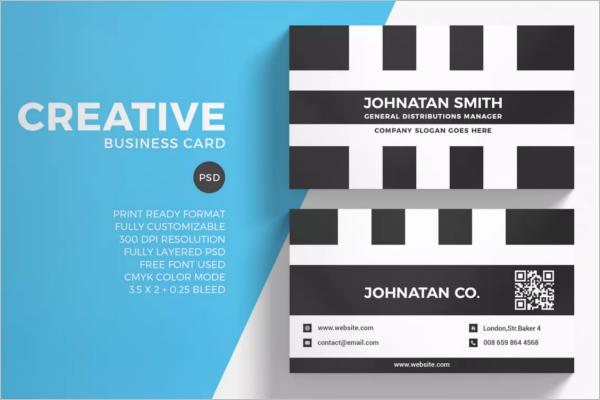 Creative Pro Business Card Design
