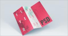 62+ PSD Flyer Mockup Templates