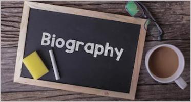 Free Biography Templates