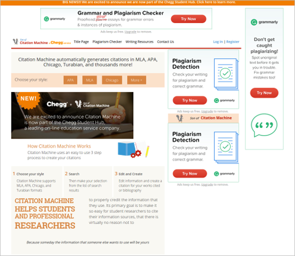 Free Online Annotated Bibliography Maker