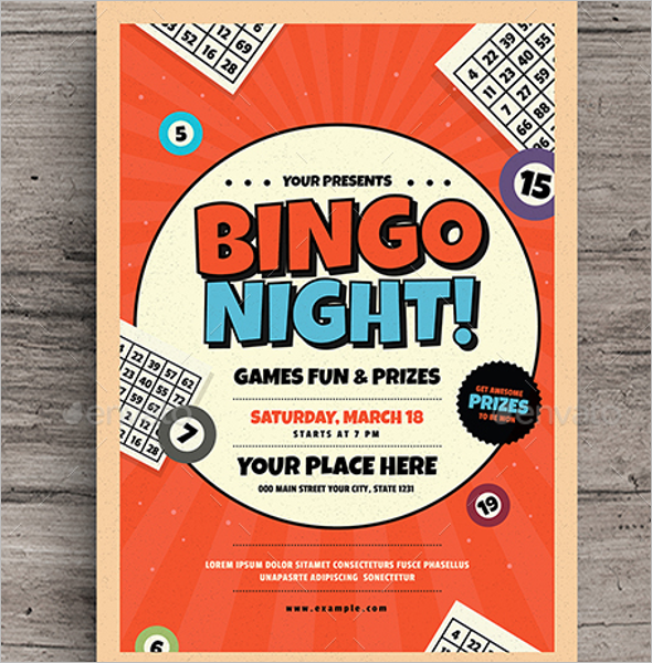 Funny Event Flyer Template