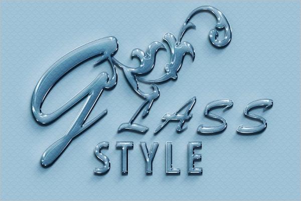 Glass Wall Mockup Design