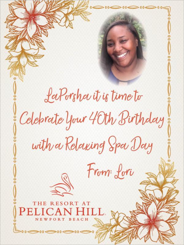 Happy Birthday Certificate PDF Template