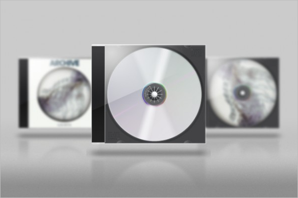 Jewel Case Template Free Download