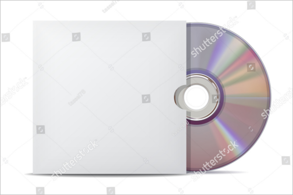 Memorex Jewel Case Insert Template