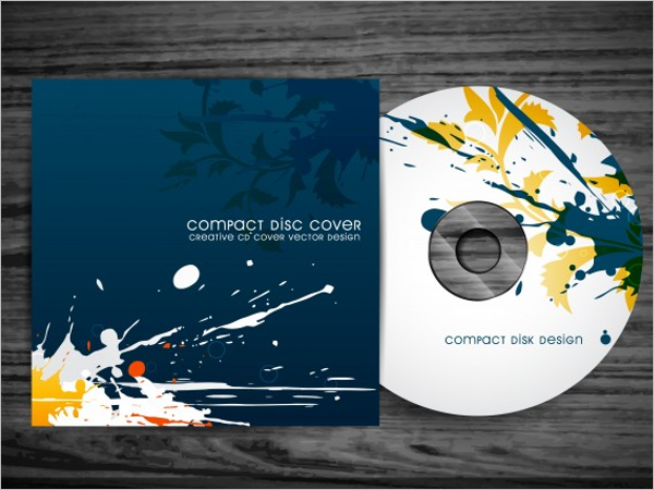 Microsoft Word DVD Case Template