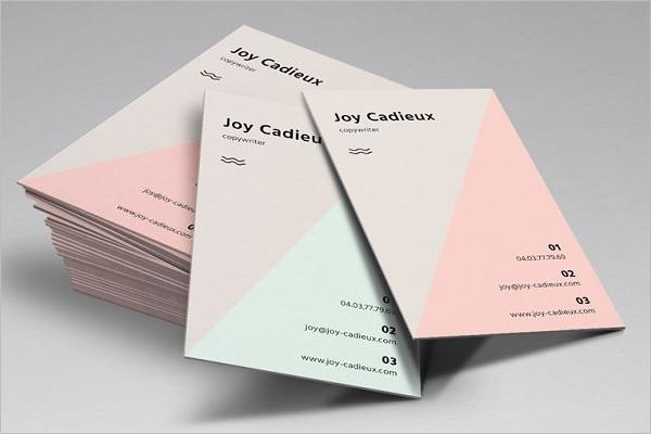 Photographer Business Card Design
