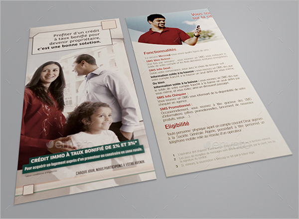 Portrait Flyer Mockup Design