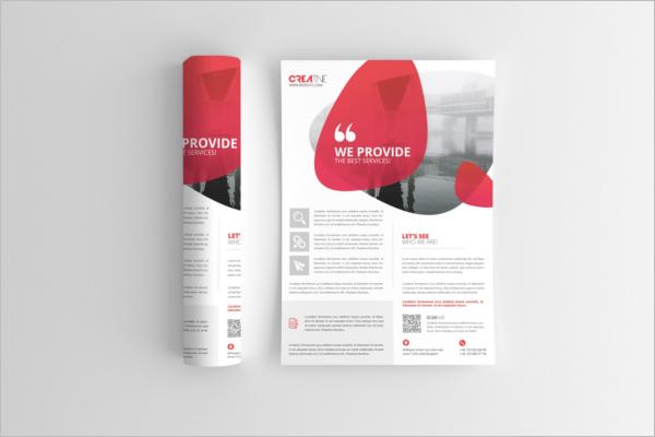 PrintFlyer Mockup Design