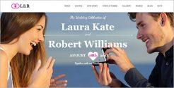 Responsive Joomla Wedding Template
