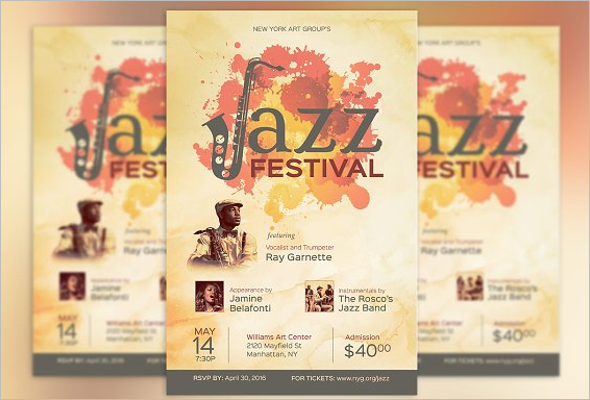 Seasonal Event Flyer Template