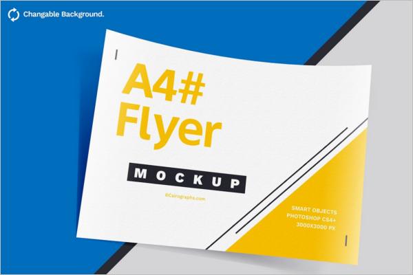 SmartFlyer Mockup Design