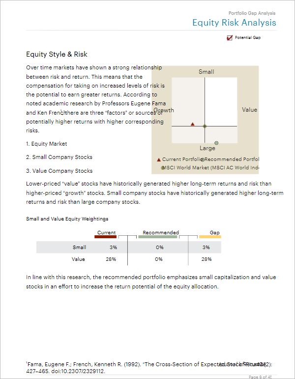 Stock Analysis Template Word