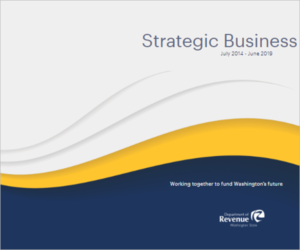 Strategic SWOT Analysis Presentation For Business