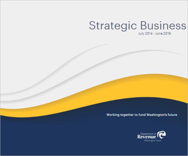 Strategic SWOT Analysis Presentation For Business