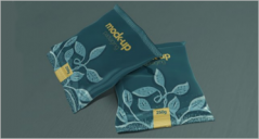 Tea Packaging Mockup