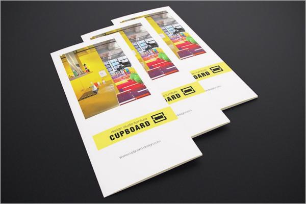 Tri Fold Flyer Mockup Design